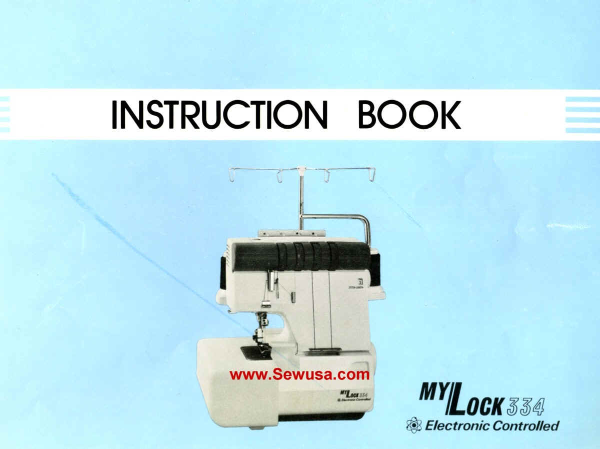 New Home  Instruction Manual