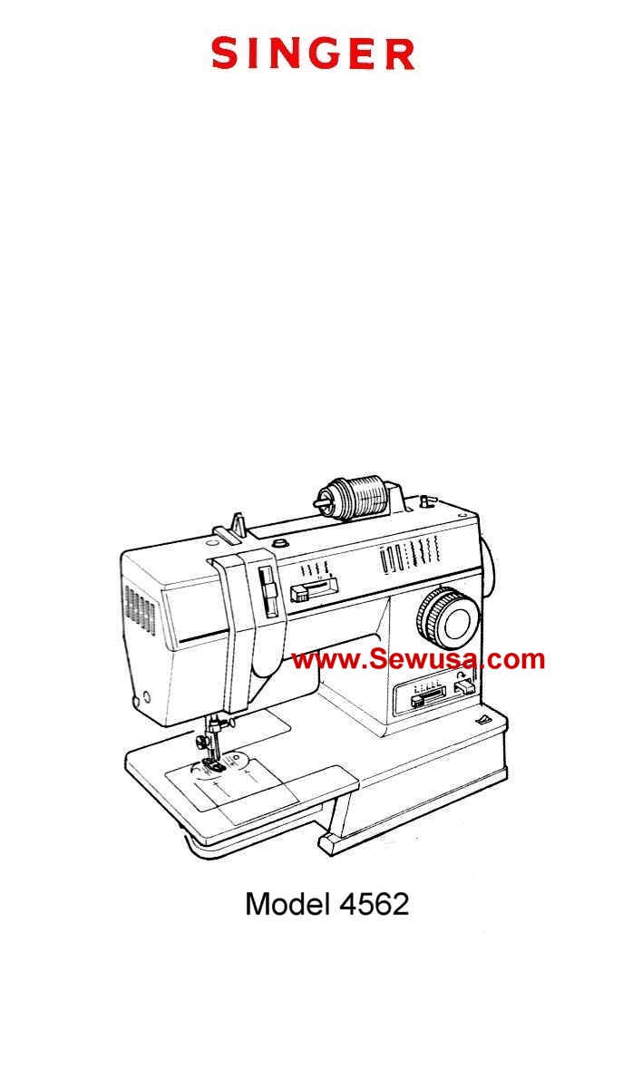 Singer Sewing Machine 7442 Manual Gas Furnace Schematic My Model Is Out Of Time I
